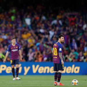 Juventus, Barcelona, dan PSG Satu Nasib