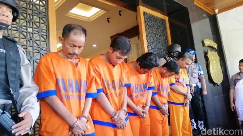 Polisi Sebut Satu Habib Jadi Dalang Utama Pembakaran Polsek di Sampang