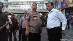 Kapolda Metro Jaya Pantau Situasi Keamanan Terkini di Bawaslu