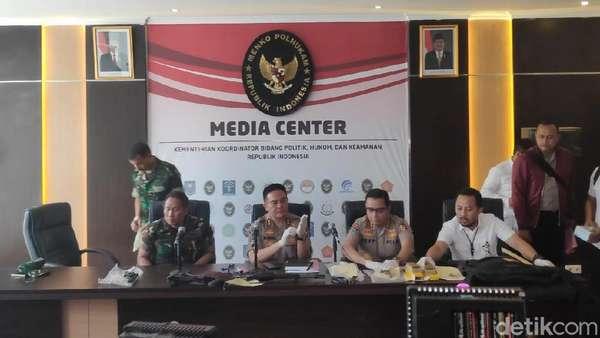 Begini Aliran Dana Habil Marati untuk Bunuh Wiranto Cs