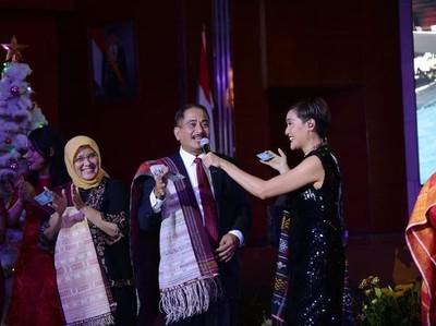 Kemenpar Tarik Wisman Malaysia Lewat Budaya Gawia Sowa