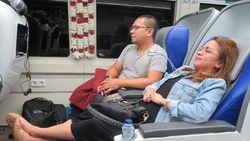 Tiket Kereta Tidur Dibanderol Rp 750.000, Apa Saja Fasilitasnya?