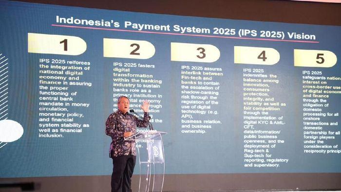 Gubernur Bank Indonesia (BI) Perry Warjiyo/Foto: Dok. Bank Indonesia
