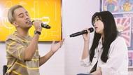 Seru! Isyana dan Gamaliel Nyanyi Ost Film Aladdin di detikcom