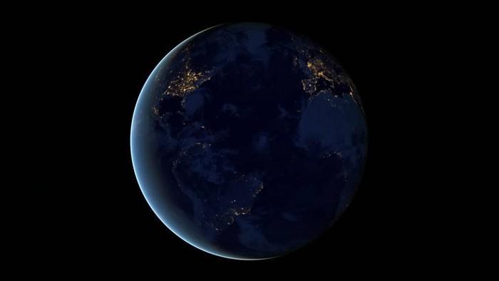 Cahaya di Bumi
