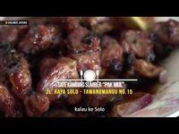 Melintas Jateng Saat Mudik? Ini 5 Rekomendasi Makanan Enak Versi Ganjar Pranowo
