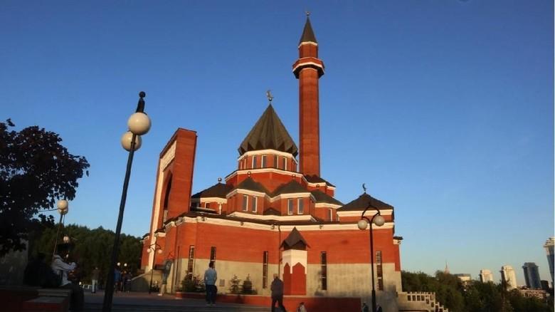 Cara Ngabuburit di Moskow, Rusia