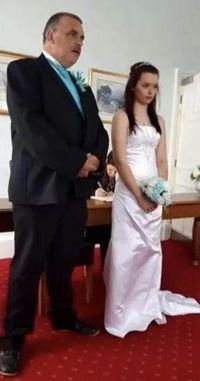 Pernikahan Andy dan Beth