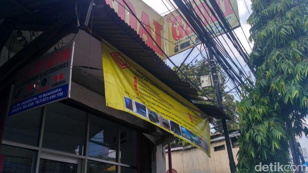 Jelang Lebaran, Gadai Pinggir Jalan Jadi Target Tambah Isi Kocek