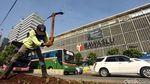 Aksi Petugas Hijaukan Bawaslu Pasca Aksi 22 Mei