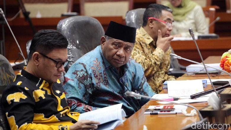 Bahas RUU Pesantren, Rapat Komisi VIII DPR-Menag Hujan Interupsi