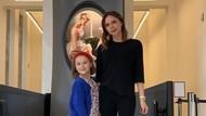 Harper Beckham Pakai Makeup di Usia 9, Victoria Beckham Dikritik