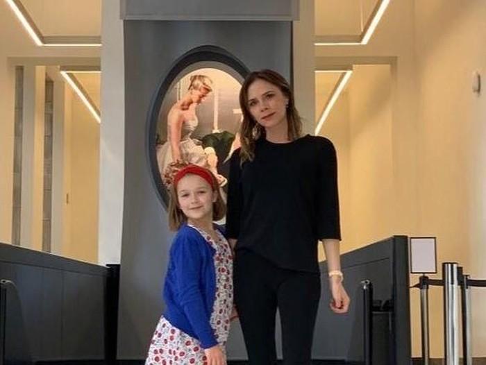 Victoria dan Harper Beckham