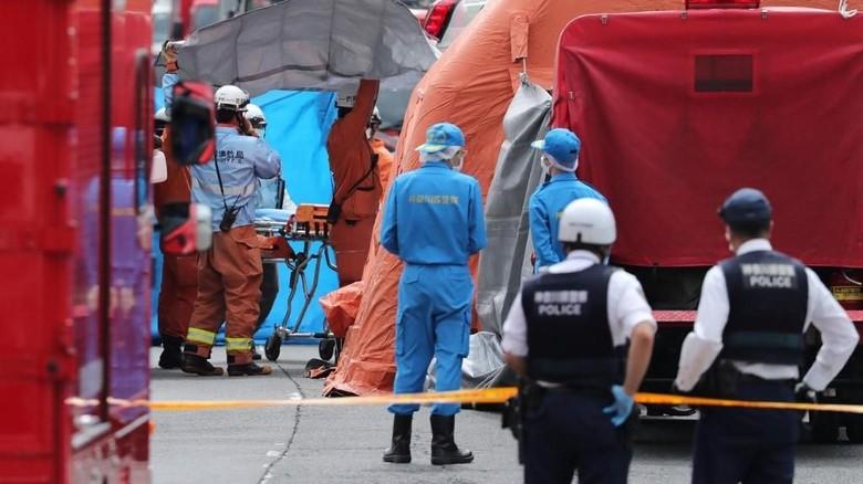 Belasan Siswa SD Jadi Korban Penikaman Massal, PM Jepang Marah
