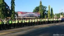 Ribuan Personel Gabungan Siap Amankan Mudik di Pelabuhan Merak