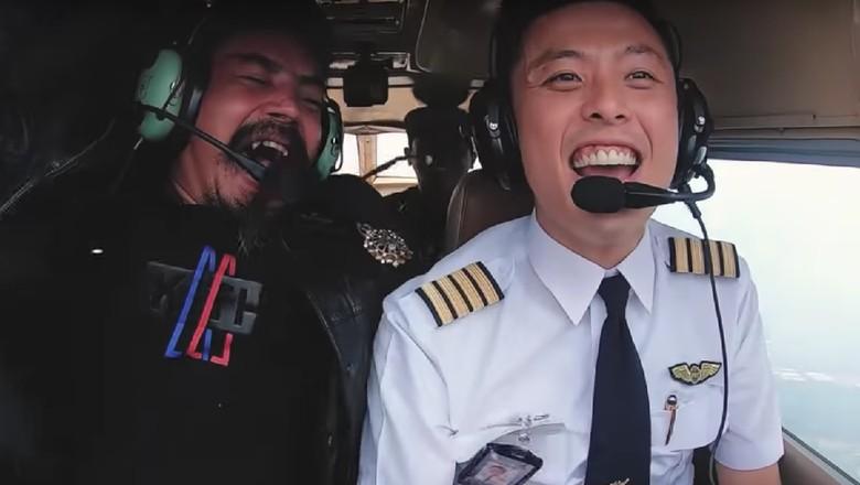 3 Alasan Kemenhub Cabut Izin Terbang Single Engine Capt Vincent Raditya
