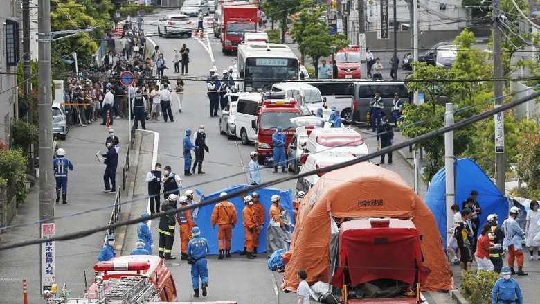 Bocah-bocah di Jepang Ditikam Satu-satu, Apa Motif Pelaku?