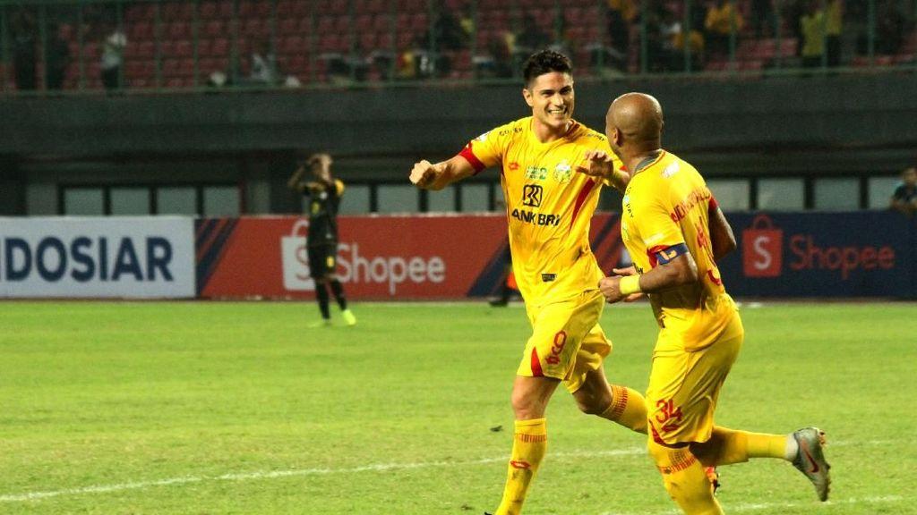 Semen Padang Vs Bhayangkara FC: The Guardian Menang 3-2