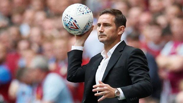 Piala Super Eropa jadi ujian berat bagi Frank Lampard.