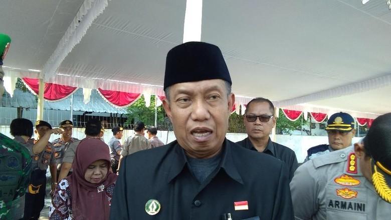 Wali Kota Yogyakarta, Haryadi Suyuti (Usman Hadi /detikcom)