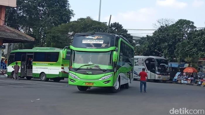 Suasana di Kampung Rambutan