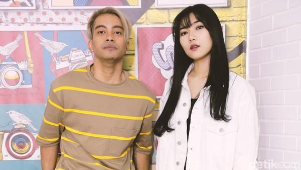 Bertemu di Jepang, Isyana Sarasvati dan Gamaliel Disukai Komposer A Whole New World