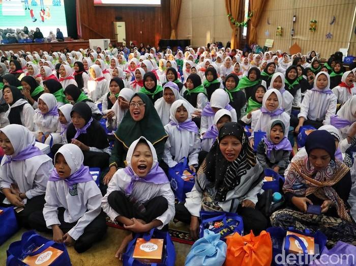 Foto: Pradita Utama/Ayat Alquran tentang Menyantuni Yatim dan Keutamaannya