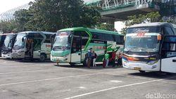 Ramai-ramai PO Naikkan Tarif Bus Jelang Mudik