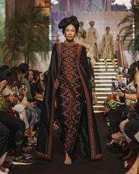 Didiet Maulana Angkat Keindahan Songket Bali untuk Baju Lebaran 2019