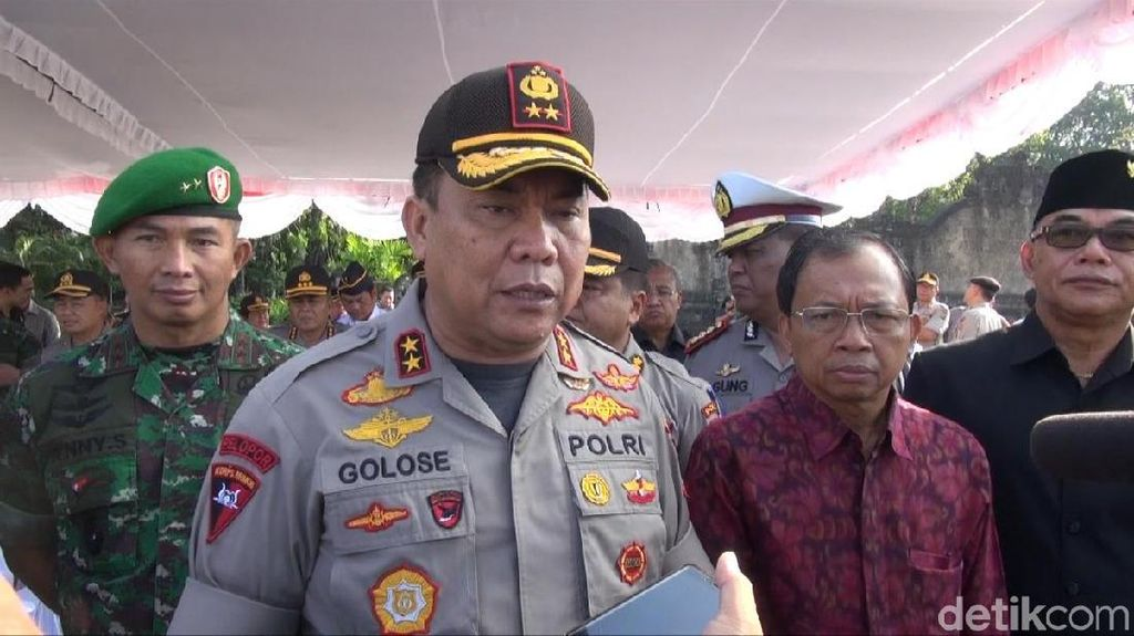 Polisi Deteksi Rencana Aksi Terduga Teroris Bali dari Hate Speech