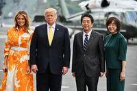 Jelang G20, Trump Kritik Lagi Hubungan Militer Jepang-AS