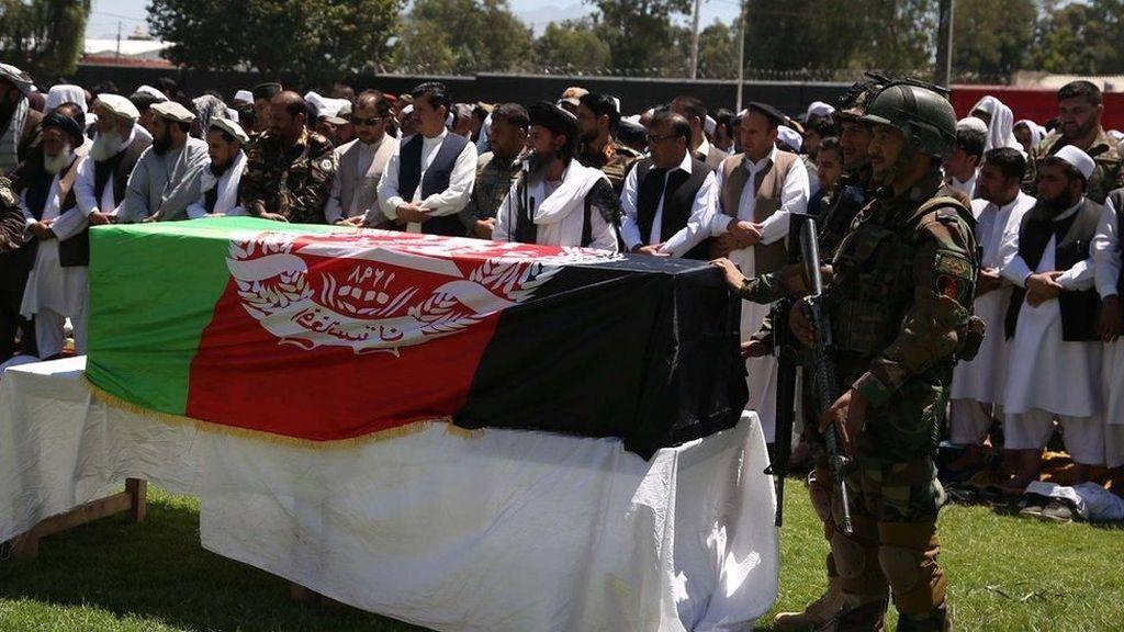 Ulama Afghanistan Diserang, Pemerintah Minta Masjid Dijaga Aparat Bersenjata