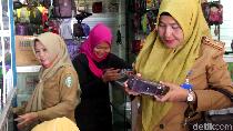 Ratusan Kosmetik Kedaluarsa Disita Disdag Kota Parepare