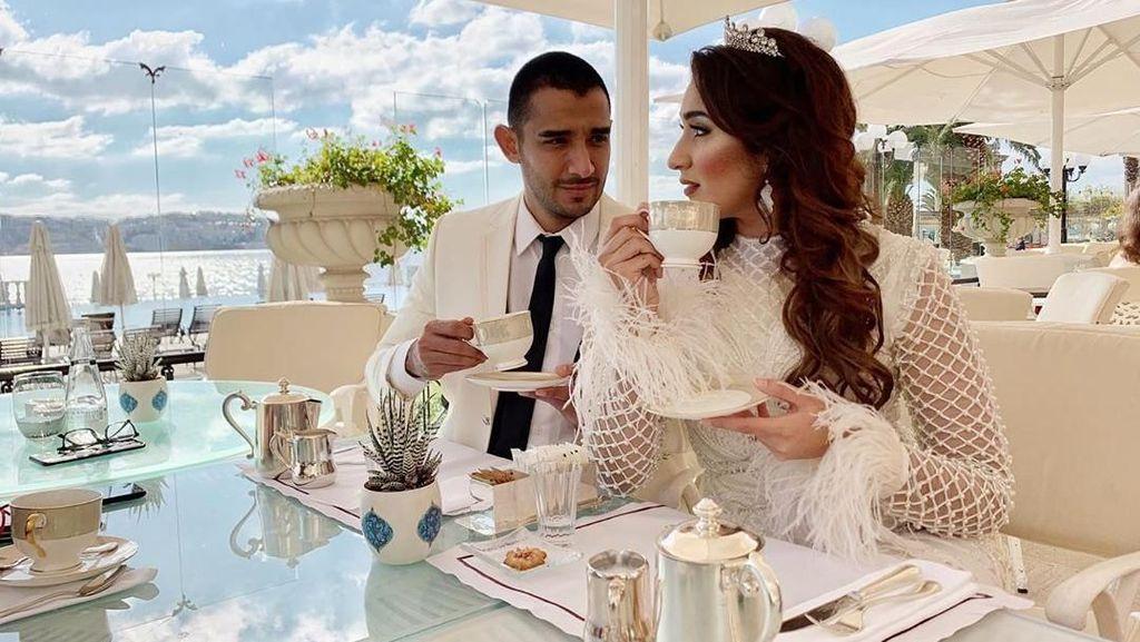 Calon Suami Sudah Dekat dengan Anak-anak Tania Nadira