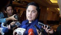 Jadi Menpora di Broadcast Kabinet, Erick Thohir: Banyak Figur yang Bagus