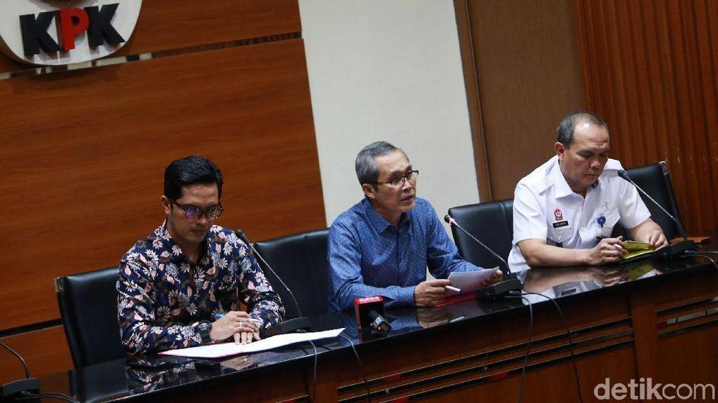 KPK Sebut 2 WNA juga Terlibat Kasus Suap Kakanim Mataram