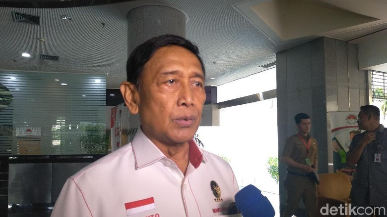 Wiranto Jelaskan Isi Pertemuan dengan Mahfud Md Cs soal Rusuh 21-22 Mei