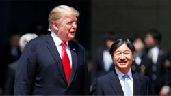 Trump Kunjungi Jepang Temui Kaisar dan Perdana Menteri: Apa Yang Dibahas?