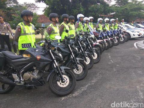 Tim Penolong Terpadu Siap Bantu Pemudik Mogok dan Sakit di Banjar {subuh.....)