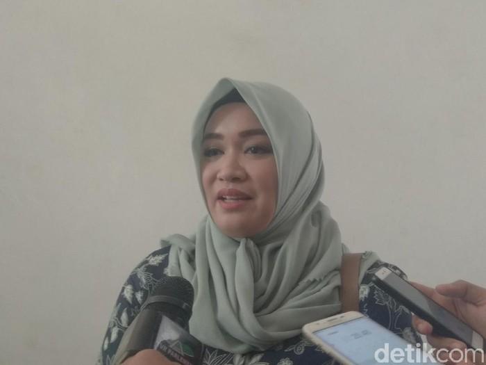 Anggota Komisi IX DPR RI Putih Sari. (Foto: Luthfiana Awaluddin/detikcom)