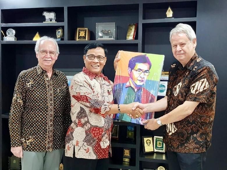 FAOApresiasi Penanggulangan Flu Burung di Indonesia