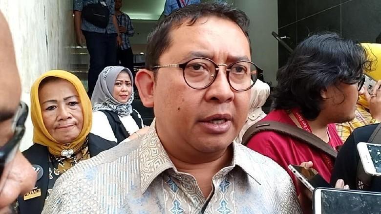 Fadli Zon Nilai Jokowi Tak Serius Tangani Masalah Papua