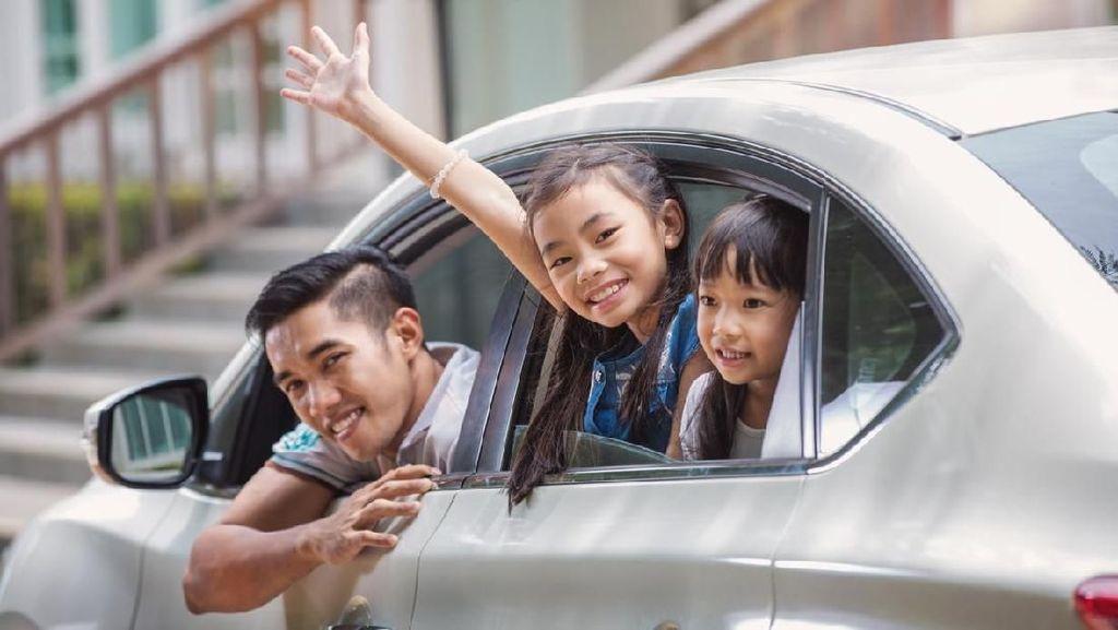 Waduh, 4 Anak Curi Mobil Orangtua untuk Road Trip