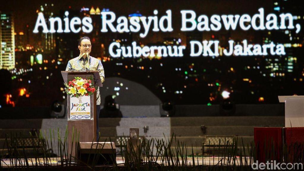 Jakarta Fair Kemayoran Resmi Dibuka