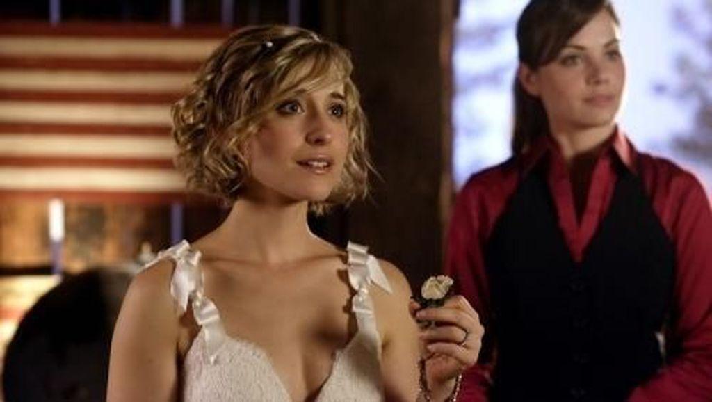 Berkarier Sejak 4 Tahun, Bintang Serial Allison Mack Berakhir di Sekte Seks