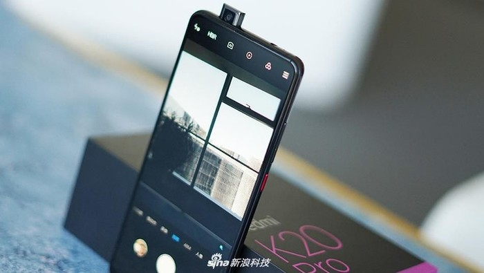 Redmi K20 Pro. Foto: Sina Mobile