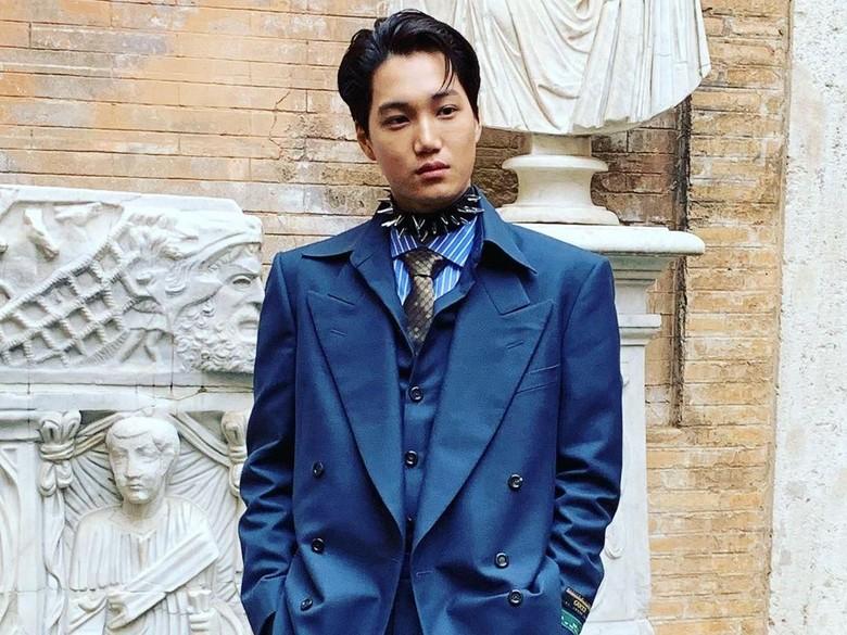 Kai EXO yang Ulang Tahun Hari Ini/Foto: Vogue Taiwan