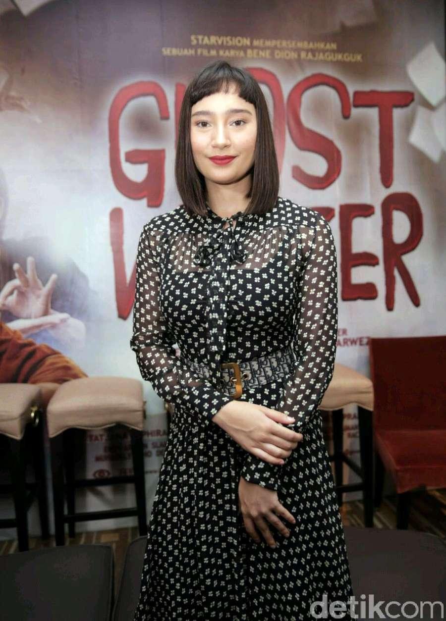 Mantap! Dua Film Tatjana Saphira Tayang Lebaran