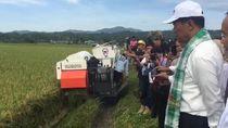 Mentan Dukung Program Sejuta Ton Beras di Kabupaten Konawe