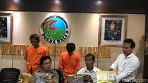 Pengedar Ganja Jaringan Bali-Sumatera Dibekuk Polisi